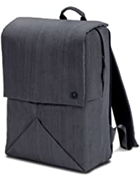 "Dicota Code Backpack 13-15 15"" Notebook backpack Noir - sacoches d'ordinateurs portables (38,1 cm (15""), Notebook backpack, Noir, Polyester, MacBook Pro, 305 mm)"