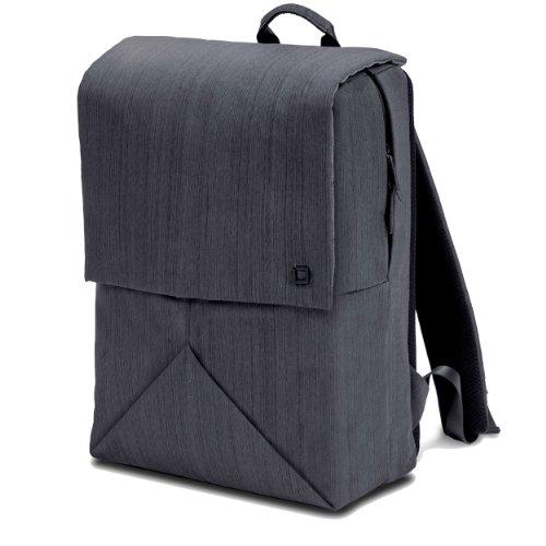 DICOTA Code Backpack 13-15 (für Notebooks bis 38,1 cm) Notebook–Rucksack mit Tablet–Fach / schwarz