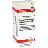 MERCURIUS SOLUB HAHNEM D30 10g Globuli PZN:1779155 preisvergleich bei billige-tabletten.eu