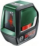 Bosch PLL 2 Cross Line Laser with Digital Display