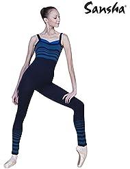 Sansha Kt2106a Stiles Combinaison de Danse Femme