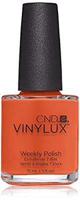 CND Vinylux Electric Orange