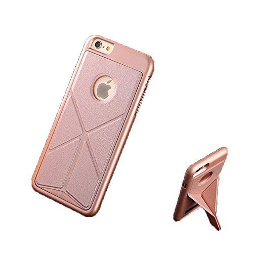 meision Nouveau Apple téléphone Coque de protection avec clip ceinture et support pour iPhone 66S