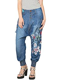 Desigual Edith - Jeans - Relaxed - Femme