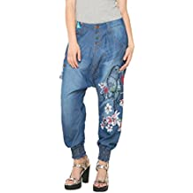 Desigual Edith , Jeans , Relaxed , Femme