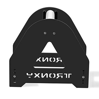 SIENOC 1 Spool Acryl 3D-Drucker Filament Tischmontage Rack für 3D Drucker PLA & ABS 1.75mm / 3mm Printer Filament (Typ-A)