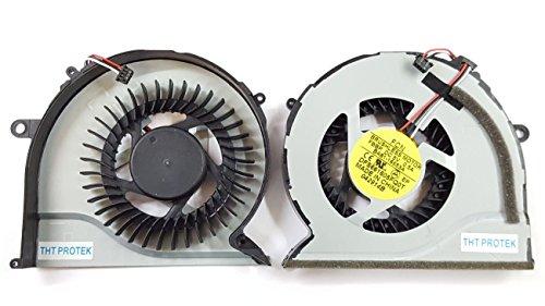 Nicht Zutreffend Lüfter Kühler Fan Version 2 kompatibel für Samsung Serie 5 NP550P5C, NP550P7C