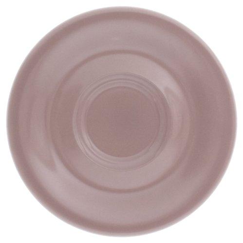 Kahla - Porcelaine pour les Sens 573516A72648C Pronto Colore Sous-Tasse Taupe 16 cm