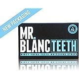 Mr Blanc Teeth Blanchissant Bandes - Paquet de 2 Semaines Approvisionnement White Strips Whitestrips Whitestripes White Stripes Bleaching Blanchiment des dents Teeth