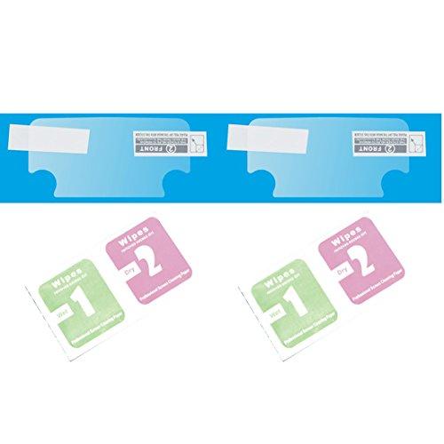 Preisvergleich Produktbild FOKOM 2 Pack Displayschutzfolie Bildschirm Fernbedienung Film für DJI Mavic Pro Fernbedienung