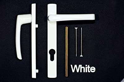 Set of High Quality Door Handles - White