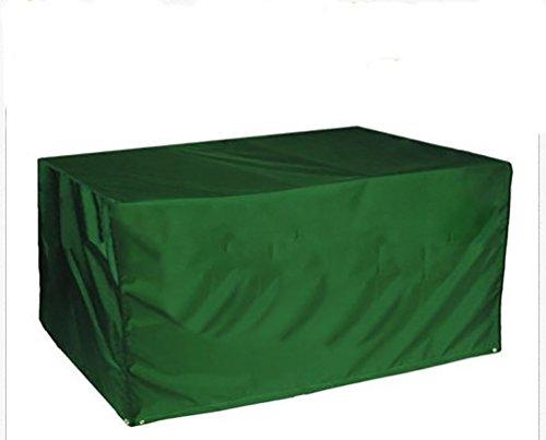Elevavie Funda protectora para mesa de jardín (tamaño: 205x145x70/80.70x57.08x27.55inch)