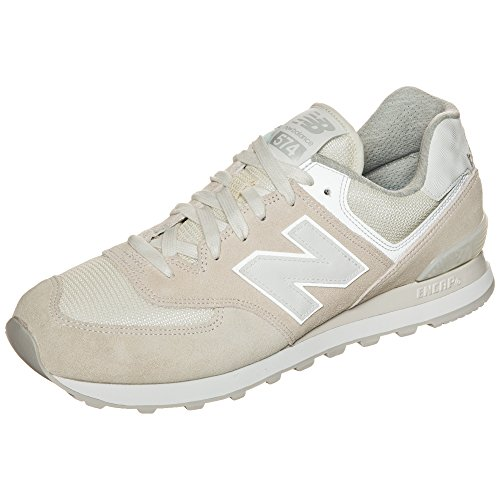 New Balance 574, Sneaker Uomo Beige