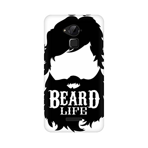 Mobicture Man Illustrated Premium Designer Mobile Back Case Cover For Coolpad Note 3