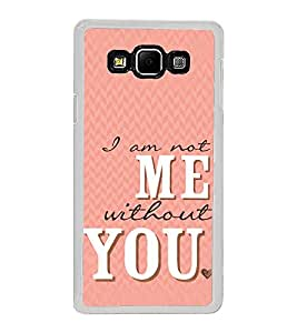Love Quote 2D Hard Polycarbonate Designer Back Case Cover for Samsung Galaxy A8 (2015 Old Model) :: Samsung Galaxy A8 Duos :: Samsung Galaxy A8 A800F A800Y