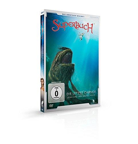 Superbuch Staffel 2, Folge 1: Jona und der große Fisch