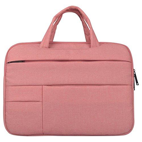 GIGIEroch-MB Laptop-Tasche große Business-Tasche Laptop Handtasche Aktentasche Handtasche Satchel Tasche Tablet Bussiness Tragetasche für Frauen Umhängetasche Aktentasche Herrentasche (Apple Ipad Air Oem Ladegerät)