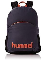 Hummel Authentic back pack - Ombre blue/nasturtium