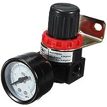 MASUNN Ar2000 Aire Control Compresor Presión Regulador Válvula Manómetro