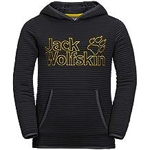 Jack Wolfskin Modesto suéter con Capucha para niños, de Forro Polar Ligero, ...