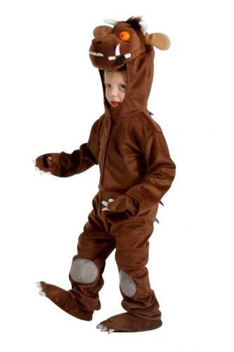 Kinder Grüffelo Kostüm