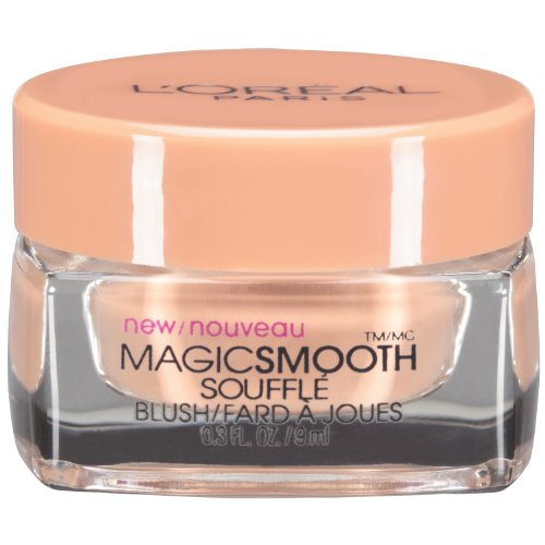 L'Oreal Magic Smooth Souffle Blush - 844 Angelic (Coral)