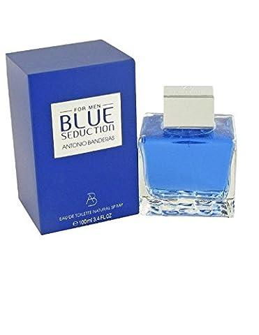 Antonio Banderas Bleu séduction Eau de toilette Spray 100ml
