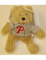 Philadelphia Phillies MLB 8'' Plush Bear