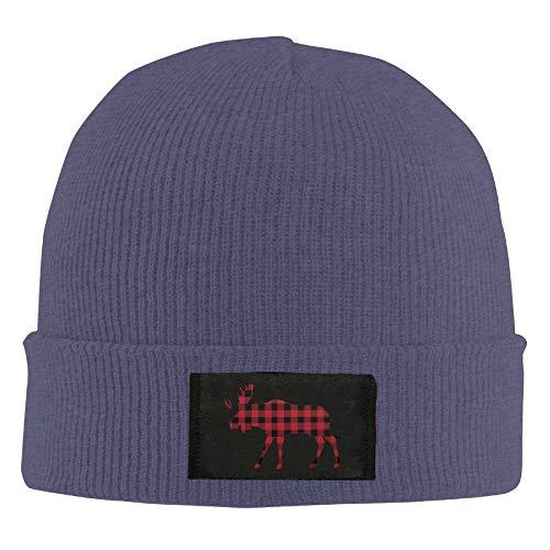elastische Strickmütze Mütze Winter im Freien warme Schädel Hüte V ()