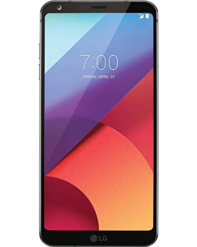 "LG G6 H870DS 64GB Black, 5.7"", Dual Sim, 4GB RAM, GSM Unlocked International Model, No Warranty"