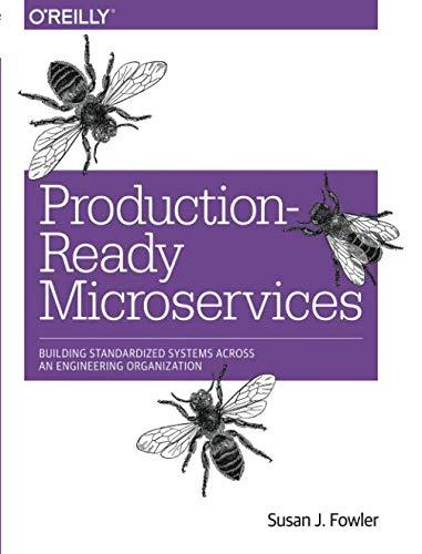 Production-Ready Microservices por Susan Fowler