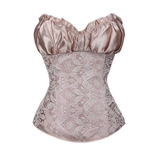 Valentinstag das beste Geschenk für Frauen !!!Beisoug Plus Size Shapewear-Unterbrust-Latex-Sportgürtel-Taillen-Trainer-Korsetts Bandage Body Shaper