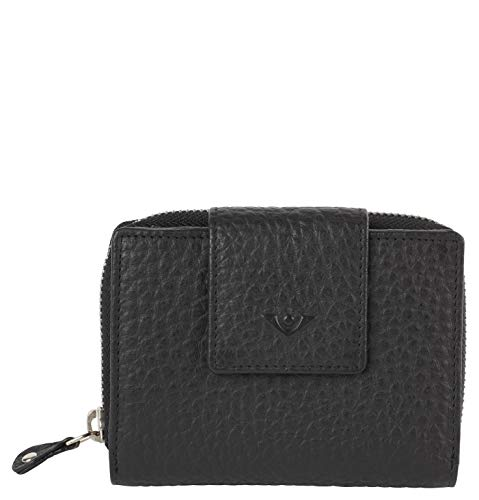 voi leather design Accessoires Geldboersen 70216 PLA/WS silber 398590, platin, 12x9x4 (Platin-chip)