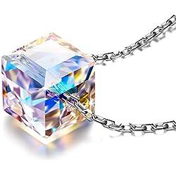 Alex Perry cadeau femme noel collier femme pas cher collier femme argent bijoux femme swarovski cadeau maman bijoux pas cher cadeau couple idée cadeau femme original cadeau rigolo bijoux personnalisés