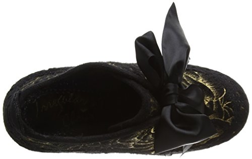 Irregular Choice Abigail's Third Party, Escarpins femme Black (Black Multi)