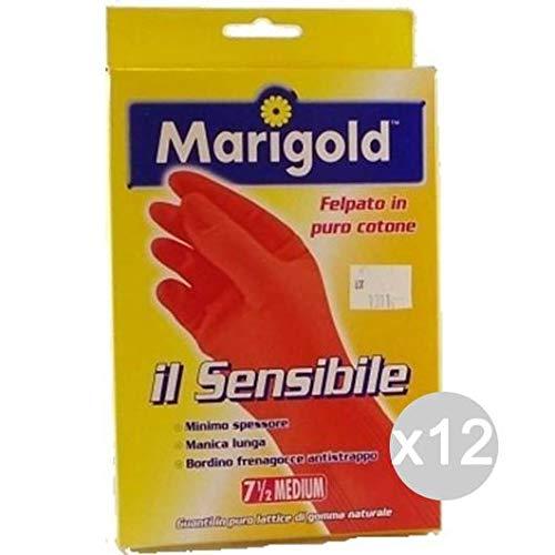 guanti marigold MARIGOLD Set 12 Guanti Sensibile 7