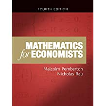 Mathematics for Economists: An Introductory Textbook (New Edition)