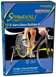 Spinervals 17.0 Aero Base Builder II DVD