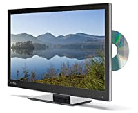 Avtex L247DRS Super Slim LED Combi TV/DVD/Sat/Freeview - Black, 24 Inch