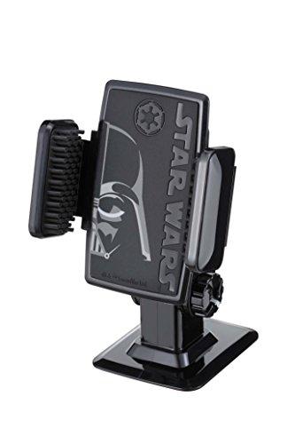 NAPOLEX Smartphone Star Wars Character–Teléfono inteligente Soporte 3d Darth Vader SW-7