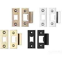Ersatz Accessory Pack für röhrenförmigen Riegel Quadratisch 40x 60mm in Florentine Bronze zlap01fb