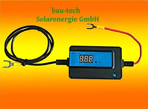 Costruzione della Tech Batterie Pulser, V, 24V, 48V, batterie Attivatore, desulfator rinfrescante, di costruzione della Tech energia solare GmbH