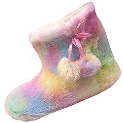 Rainbow Bootie de la ni a...