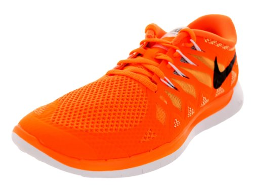 Free 5.0 Chaussures de course Ttl Orng/Blk/Atmc Mng/Mtllc Sl