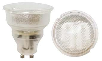 Voltman VOM067017 Ampoule Fluocompacte Réflecteur GU10 13 W