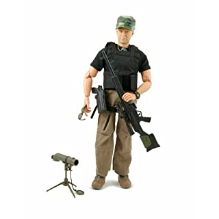 World Peacekeeper 12-Inch Action Figure Set - CIA SOG