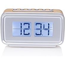 AudioSonic CL-1474 - Radio PLL FM, diseño Retro