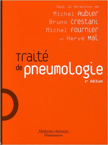 Trait de pneumologie