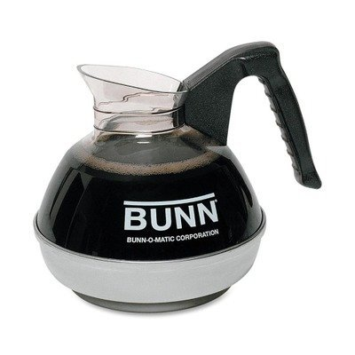 BUN061000101 - Bunn-O-Matic 12-Cup Unbreakable Decanter by Bunn-O-Matic (Bunn Decanter)