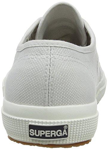 Superga 2750 Cotu Classic, Sneakers Unisex - Adulto Grey (Grey Vapor)
